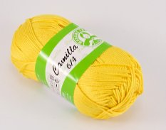Yarn Camilla  -    yellow -   color number 5530