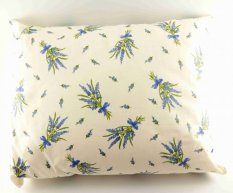 Herbal pillow for fragrant dreams- with lavender - dimensions 33 cm x 25 cm