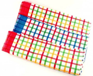 Czech textile kitchen towels - Product care - Wash up to 60 ° C