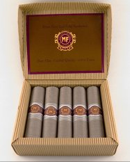 Gift set of men's handkerchiefs - in the shape of a cigar - 5 pcs