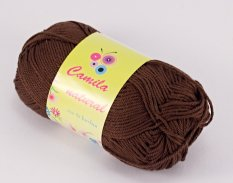 Yarn Camila natural -  brown- color number 220