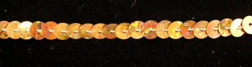 Decorative sequin trims by meter