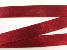 Bordeaux satin ribbon No. 3061
