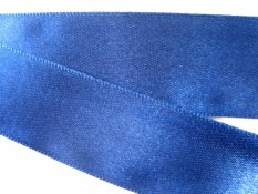 Royal blue satin ribbon No. 3152