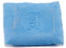 Tailor´s chalk - blue - dimensions 5 cm x 4 cm