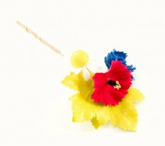 Festive flower - diameters 14 cm