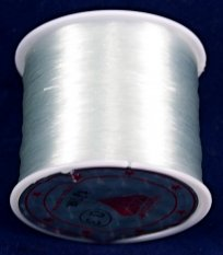 Fishing line-  diameter 0.3 mm - transparent - 250 meters