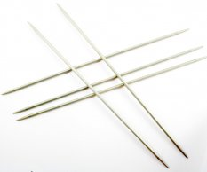 Sock needles - 5 pcs - size n. 3